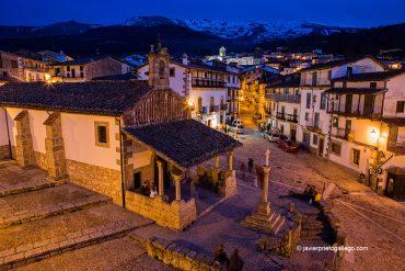 De paseo por Candelario (Salamanca)