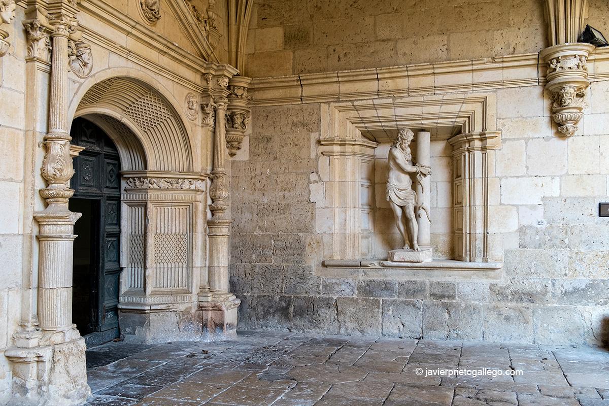 Real Monasterio de San Zoilo.Carrión de los Condes. Palencia. Castilla y León. España. Javier Prieto Gallego