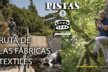 PODCAST: Ruta de las Fábricas Textiles de Béjar (Salamanca)