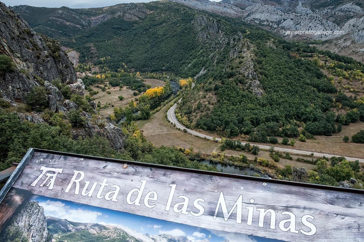 Ruta de las Minas. Sabero. León. Castilla y León. España © Javier Prieto Gallego